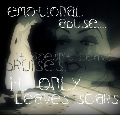 A Emotionally Signs Woman Abused Being Is