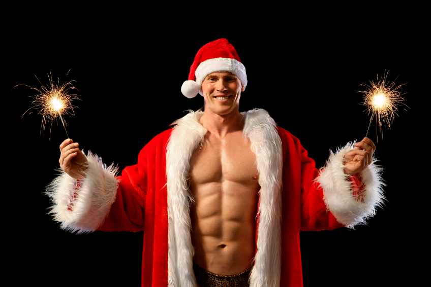 Lawd Have Mercy, He Hot!-Santa Claus (1/6)