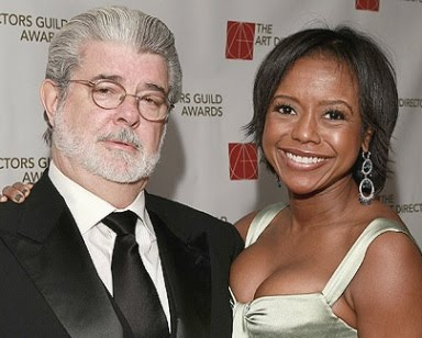 george lucas and mellody hobson (2)
